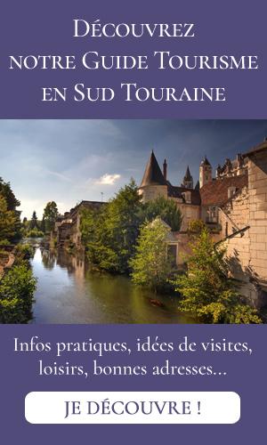 Guide touristique Sud Touraine