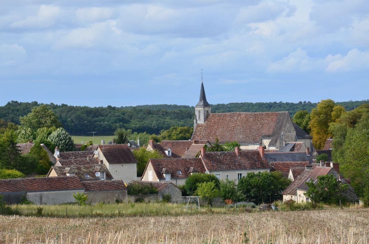 Village de Boussay