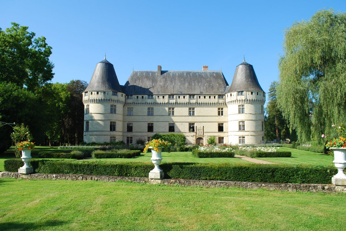 Chateau de l'Islette